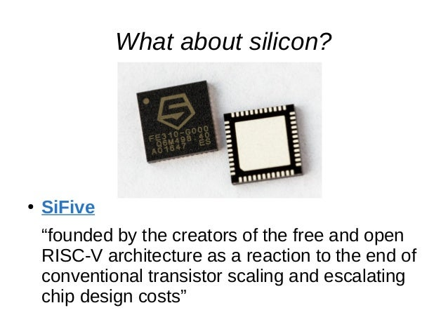 Intro to open source hardware oshw for Risc v architecture