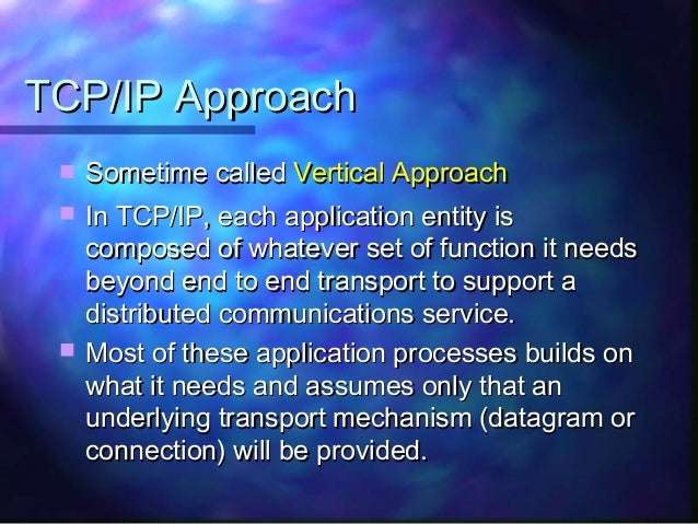 compare and contrast osi and tcp ip models