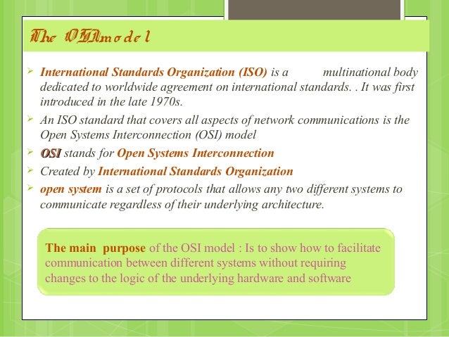 Osi , tcp/ip protocol and Addressing  Slide 3