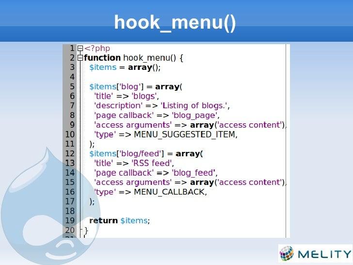 Drupal hook menu optional arguments