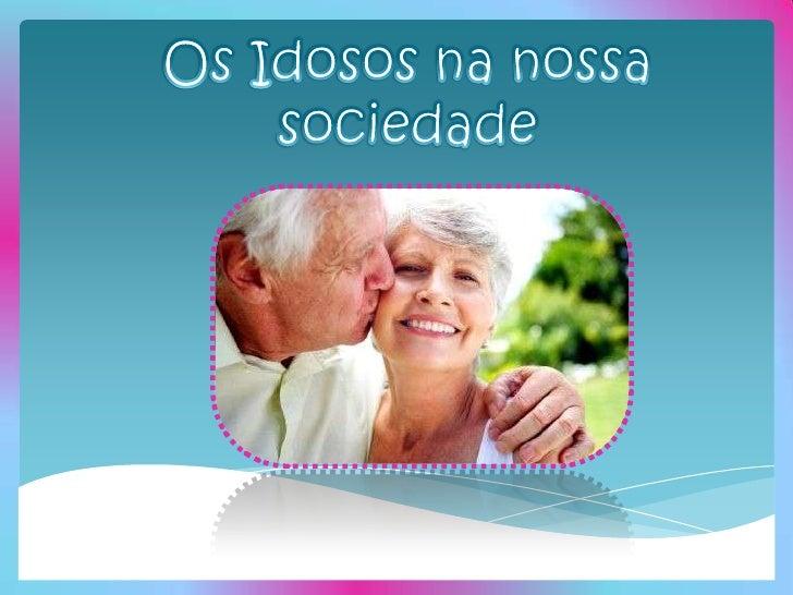 Os idosos têm por muitas vezes pouca qualidade devida por isso; muitos dos idosos recorrem, cada vezmais, a um lar de idos...