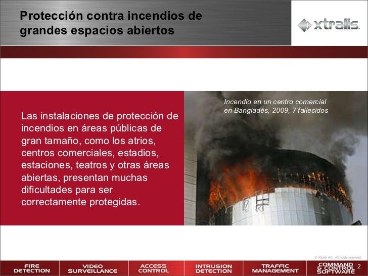 OSID - Detección de Incendios por Barrera Optica Slide 2