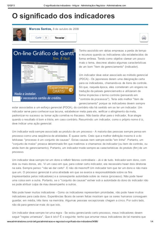 12/02/13                               O significado dos indicadores - Artigos - Administração e Negócios - Administradore...