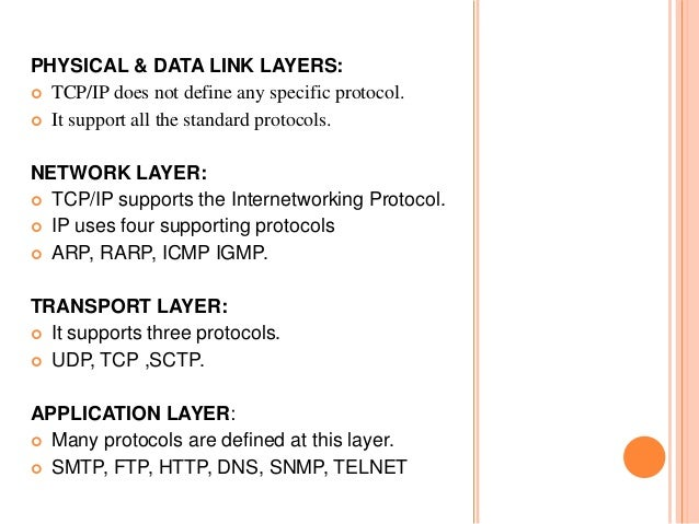 what are three responsibilities of the physical layer of the osi model This study guide compares the different layers of the osi model main the open systems interconnection (osi) model 8023/8022, hdlc, frame relay physical.