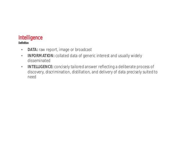 "OSINT - Open Source Intelligence ""Leading Intelligence and Investigation Technique"" Slide 3"