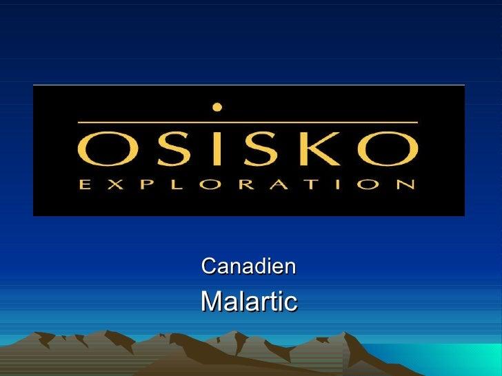 Canadien Malartic