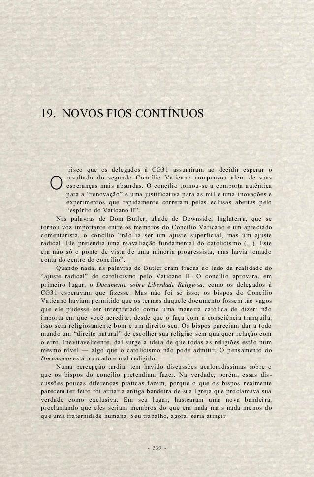 Os jesuitas. A companhia de Jesus e a Traição à Igreja Católica. Malachi Martin