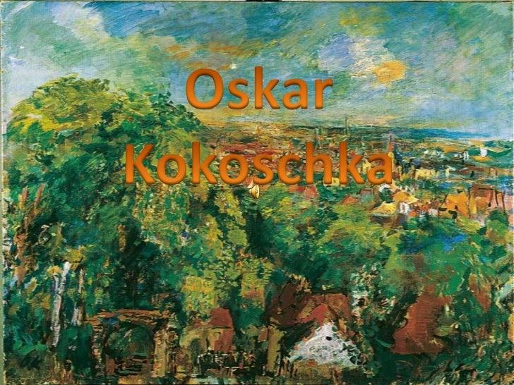Oskar Kokoschka<br />