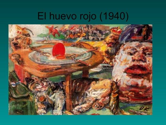 El huevo rojo (1940)
