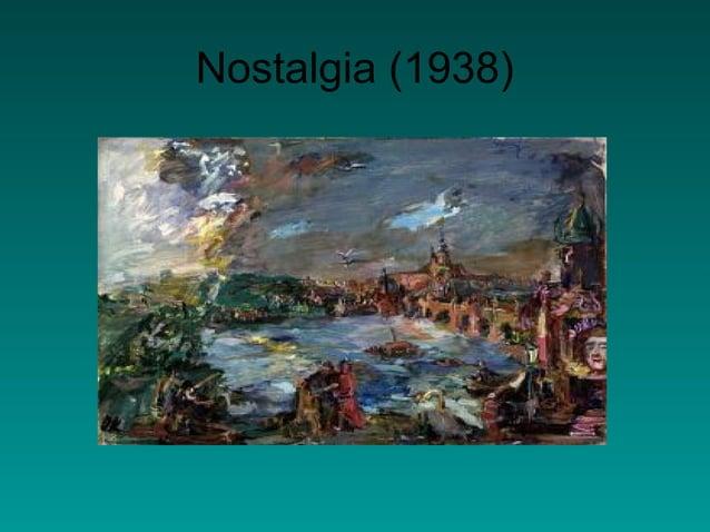 Nostalgia (1938)