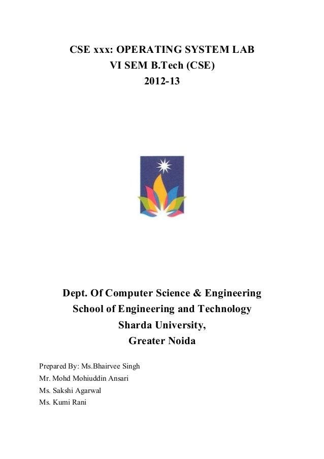 os lab manual rh slideshare net linux lab manual for diploma students pdf