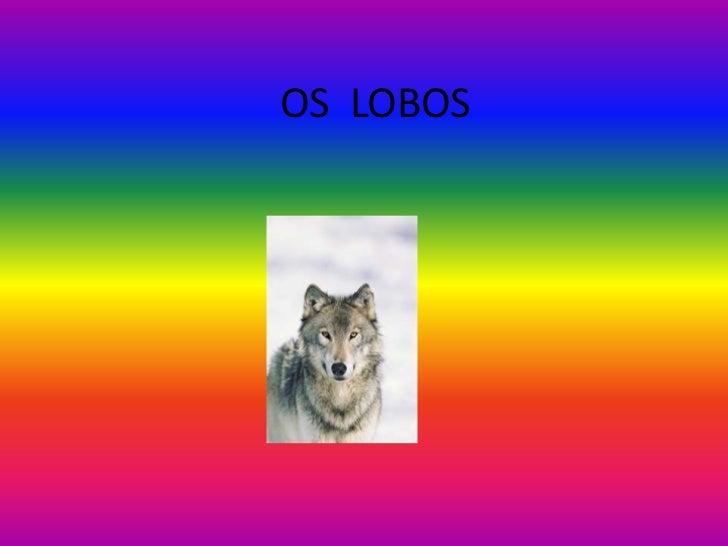OS  LOBOS<br />