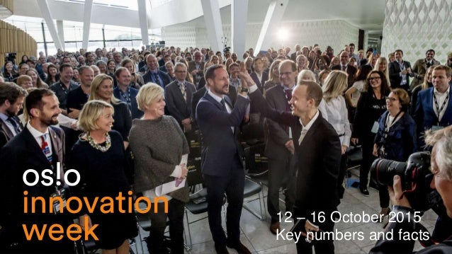 12 – 16 October 2015 Key numbers and facts