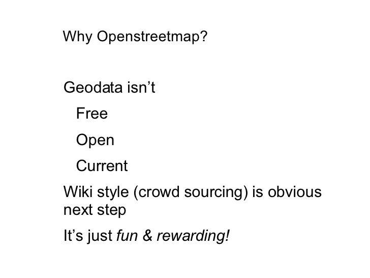 Tokyo April 2008 Openstreetmap Slide 2