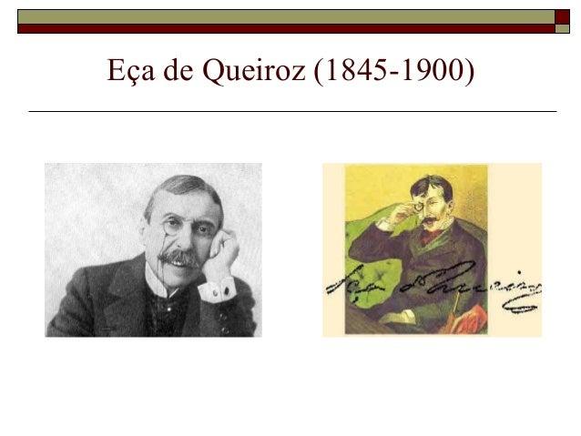Eça de Queiroz (1845-1900)