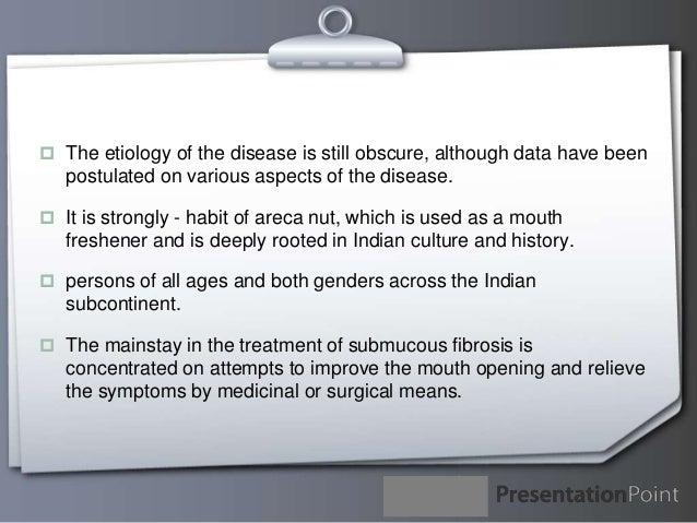 Oral Submucous Fibrosis Natural Treatment