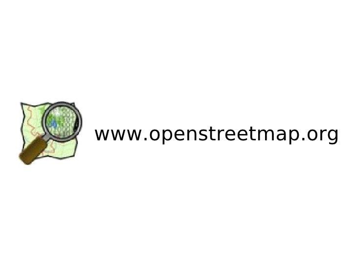www.openstreetmap.org