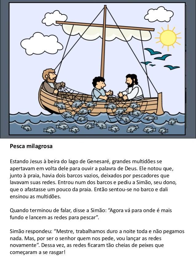 Os milagres de Jesus para crianças  Slide 3