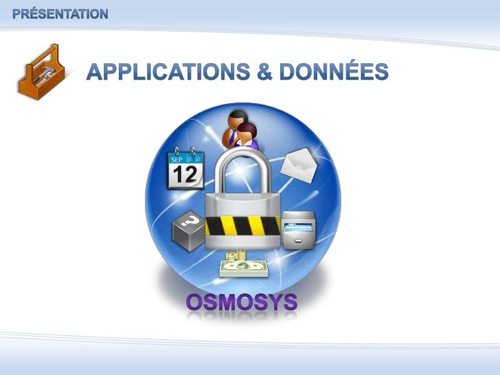 Présentation <br />Osmosys, vous êtes le NOC<br />Osmosys Enterprise Server<br />