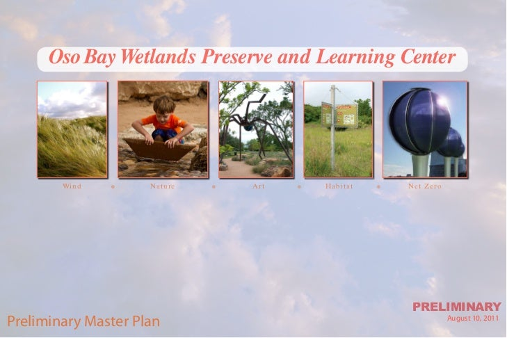 Oso Bay Wetlands Preserve and Learning Center        Wi n d   g   N at u r e   g   A rt   g   H abitat      g   Net Z...