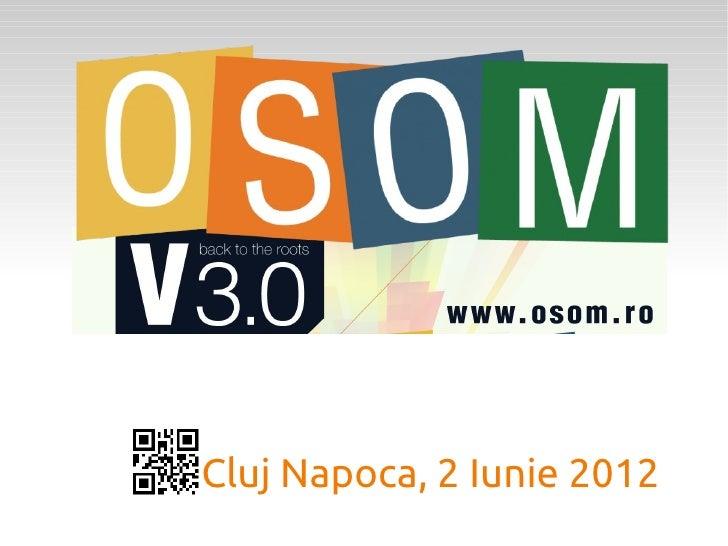 Cluj Napoca, 2 Iunie 2012