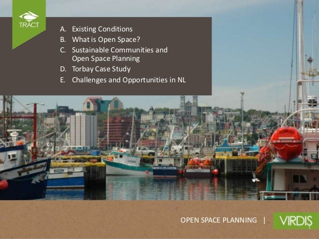 What Is Space Planning benefits of open space planning