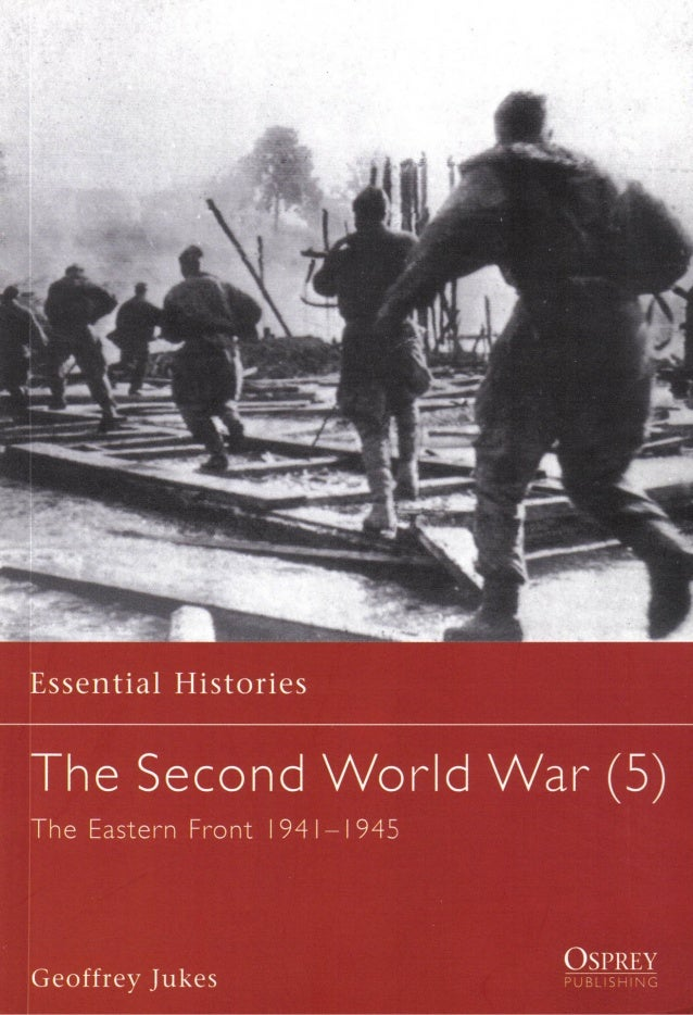 The second world war-the eastern front 1941-1945