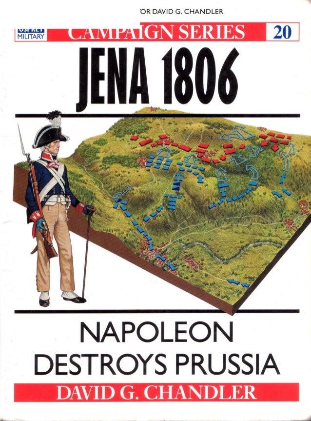 Osprey   grandes batallas - 1806 jena, ¨napòleon destruye prusia¨(2)