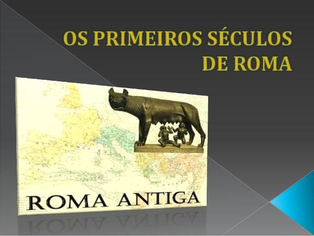 Os romanos explicavam a origem de sua cidade através do mito de Rômulo e Remo. Segundo a mitologia romana, os gêmeos foram...