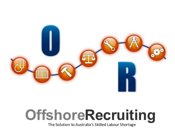 Offshore Recruiting The Solution to Australia's Skilled Labour Shortage