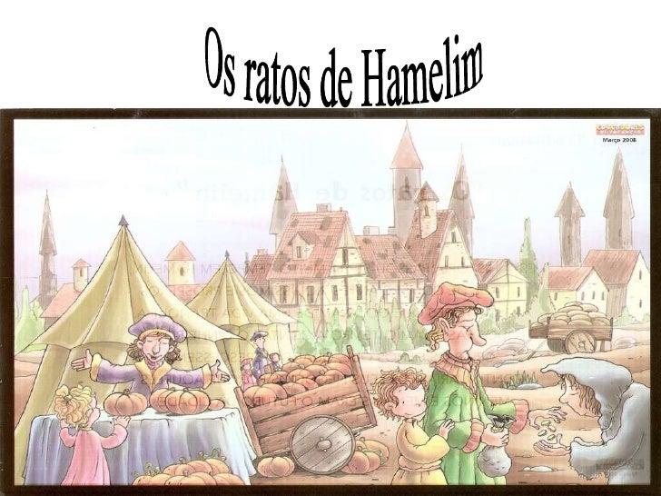 Os ratos de Hamelim
