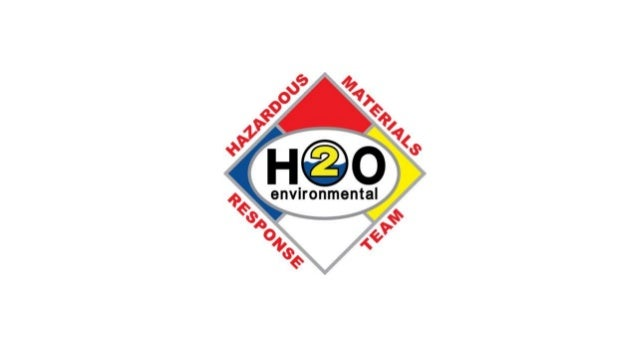 H2O Environmental Inc. (Est. 1996) • Founded in 1996 by John Bradley • Trusted Experts for over 20 years • Today H2O consi...