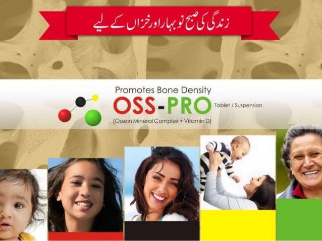 Oss pro (ossein mineral complex + vitamin D)