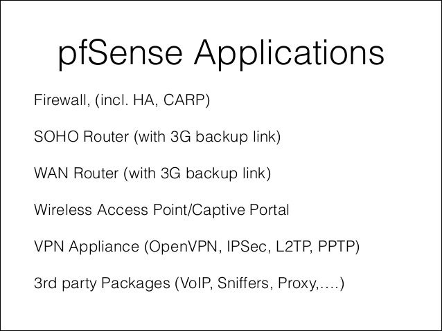 Top pfSense Network Cards (NICs)