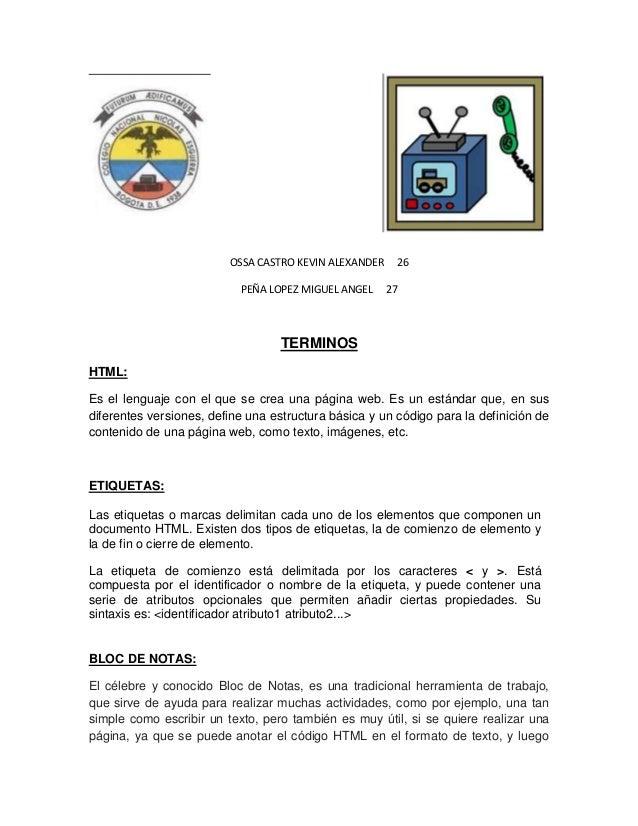 Ossa Castro Kevin Alexander 26