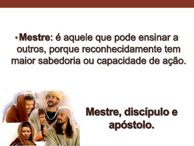 Os seguidores de Jesus - n.14 Slide 2