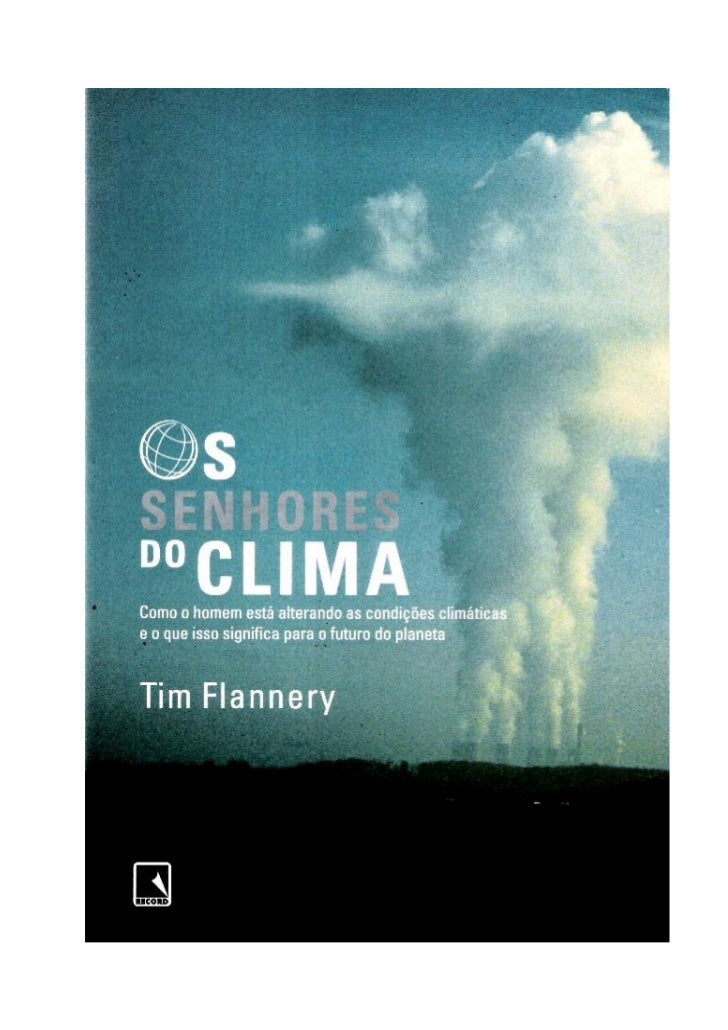 Os Senhores do Clima