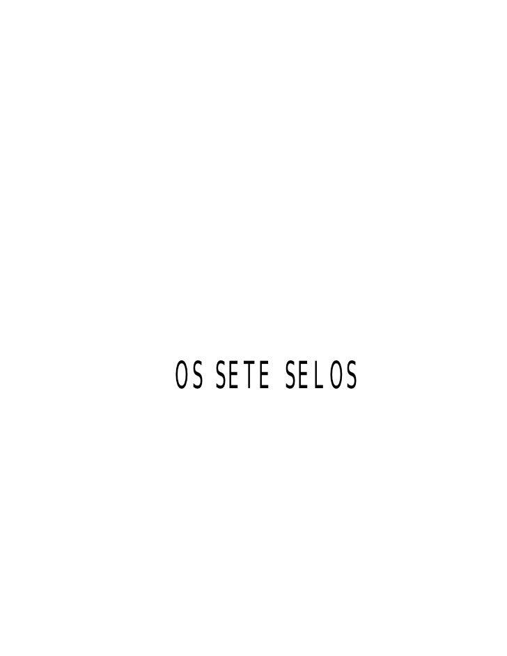 OS SETE SELOS