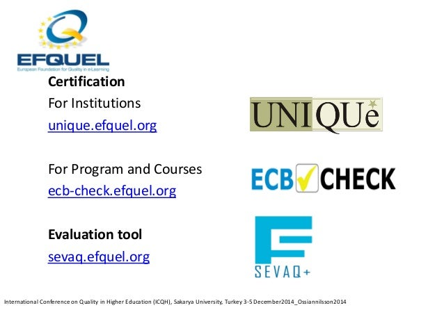 eMM eLearning Maturity Model A. Learning B. Development C. Support D. Evaluation E. Organisation