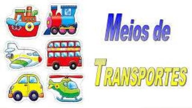 Os sistemas de transportes passaram por  um grande aperfeiçoamento em todo o  mundo, inclusive no Brasil.