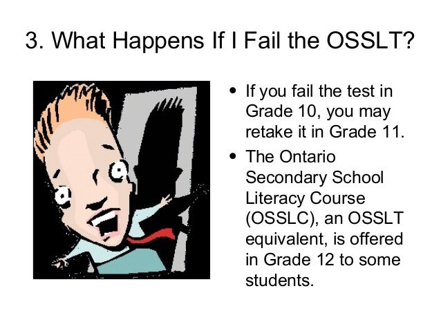 osslt essay questions Essay) - booklet 2 multiple choice grammar previous osslt series of paragraphs questions do teenagers place too much importance on what they wear.