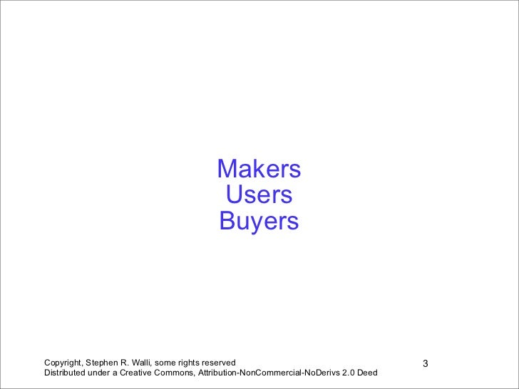 Open Source Software Economics, Standards, and IP in One Lesson Slide 3