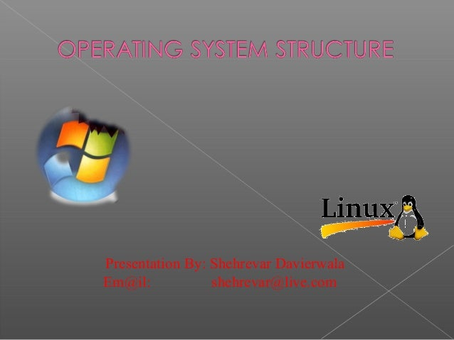 Presentation By: Shehrevar Davierwala Em@il: shehrevar@live.com