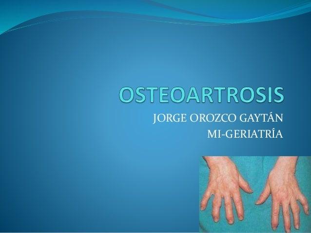 JORGE OROZCO GAYTÁN MI-GERIATRÍA