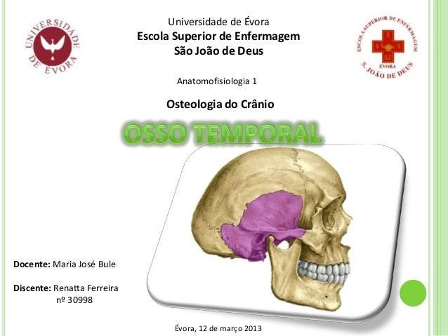 Universidade de Évora                             Escola Superior de Enfermagem                                    São Joã...