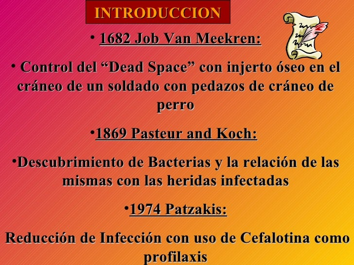 """<ul><li>1682 Job Van Meekren: </li></ul><ul><li>Control del """"Dead Space"""" con injerto óseo en el cráneo de un soldado con p..."""