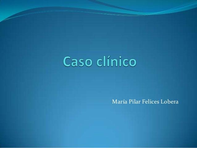María Pilar Felices Lobera
