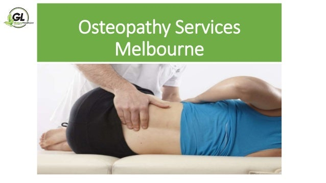Osteopathy Services Melbourne