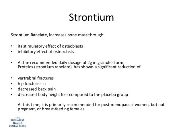 31+ Is strontium safe for osteoporosis info