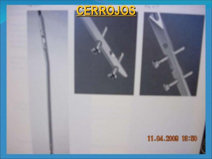 <ul><li>CERROJOS </li></ul>